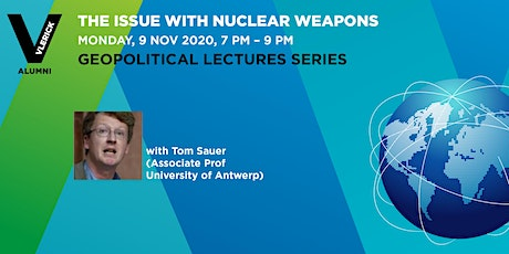 Vlerick Alumni - The issue with nuclear weapons tickets