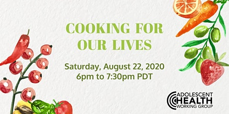 Cooking for Our Lives tickets