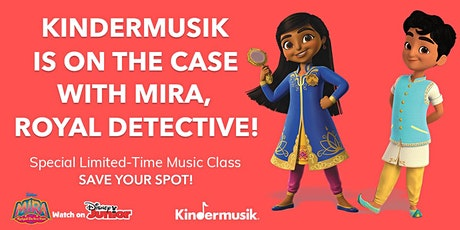Mira, Royal Detective - In-Person Experience tickets