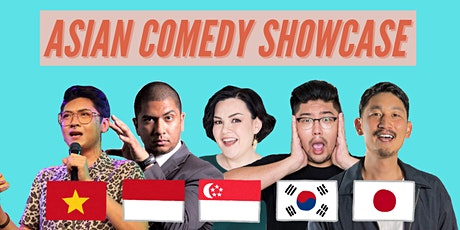Asian Comedy Showcase tickets