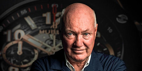 Conférence-discussion avec Jean-Claude Biver tickets