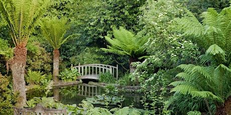 Timed entry to Trengwainton Garden (10 August - 16 August) tickets