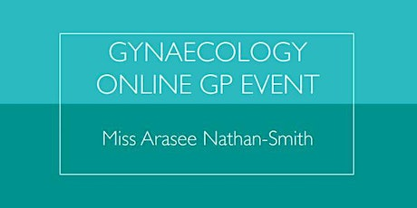 Gynaecology Online Education Event for GPs tickets