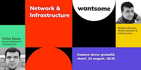 Sesiune Demonstrativă Gratuită de Network & Infrastructure billets