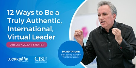 12 Ways to Be a Truly Authentic, International Virtual Leader tickets