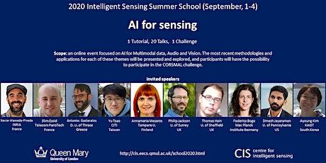 2020 Intelligent Sensing Summer School (online) tickets