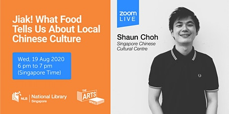 What Food Tells Us About Local Chinese Culture | The Arts Space tickets