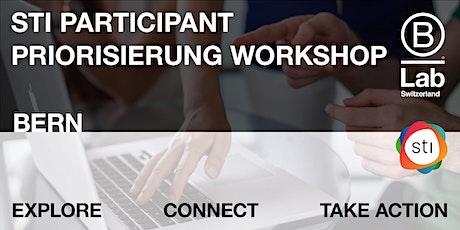 STI Participant - Implementierungs-Workshop tickets