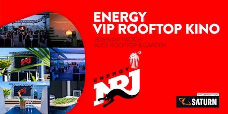 ENERGY VIP ROOFTOP KINO -  DAS PERFEKTE GEHEIMNIS Tickets