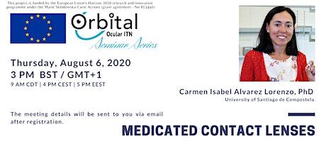 ORBITAL Seminar Series: Medicated Contact Lenses tickets