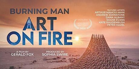 Burning Man: Art On Fire Documentary tickets