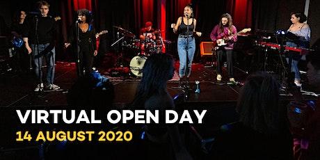 LCCM Virtual Open Day biglietti