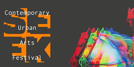 EXTRA DATES ADDED! Seek Urban Arts Festival Walking Tour 2020 tickets