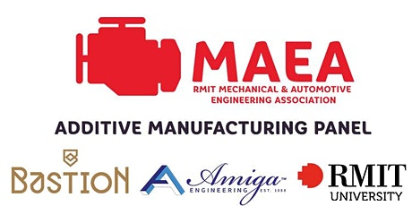 MAEA Additive Manufacturing Panel. billets