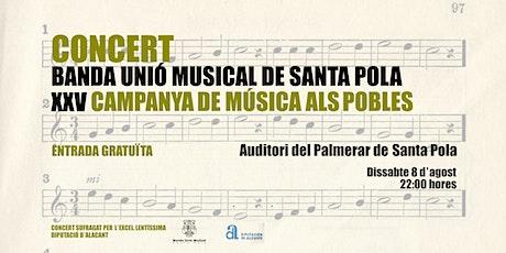 Concierto 'Música als Pobles' entradas
