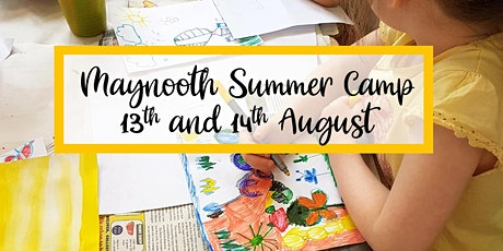 Maynooth Arts and Craft Summer Camp 13th + 14th August tickets