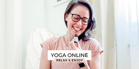 YOGA online - RELAX & ENJOY Tickets