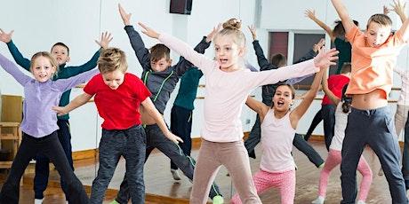 Dance & Drama workshops tickets