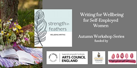 Writing for Wellbeing for Self-Employed Women (8 week course) tickets
