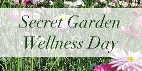 Secret Garden Wellness Day tickets