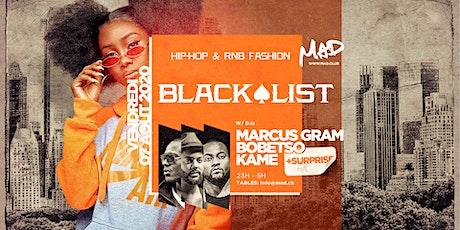 Blacklist billets