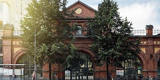 Tinder-taxi - Dieselverkstadens bibliotek, Saltsjöbadens bibliotek och Älta bibliotek