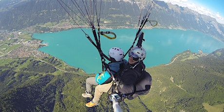 Paragliding Group Event Bern tickets