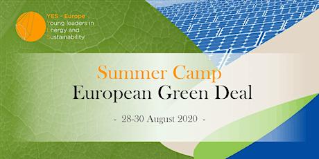Green Deal Summer Camp tickets