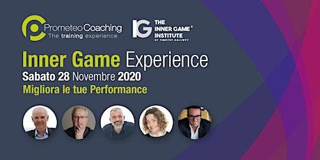 Inner Game Experience biglietti