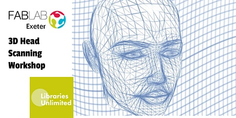 3D Head Scanning Workshop tickets