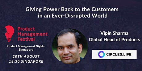 Product Management Night Singapore - Virtual Event tickets