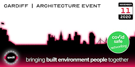 Specifi Cardiff - ARCHITECTURE EVENT tickets