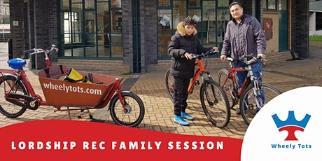 Lordship Recreation Ground Family Cycling Sessions tickets