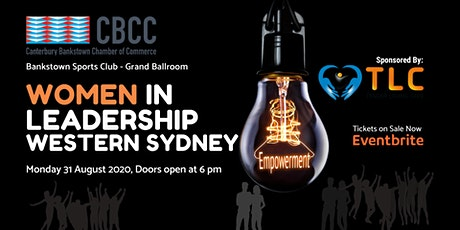 Women in Leadership - Western Sydney - Take III tickets