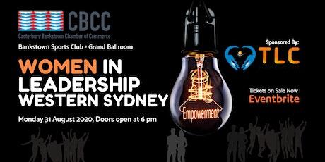 Women in Leadership - Western Sydney - Take III tickets