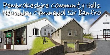 Pembrokeshire Community Buildings Network Online Meeting tickets
