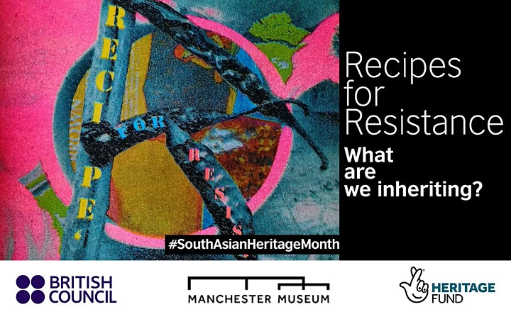 Recipes for Resistance: What are we inheriting? image