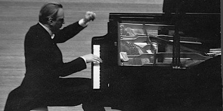 Omaggio ai 100 anni di Arturo Benedetti Michelangeli biglietti