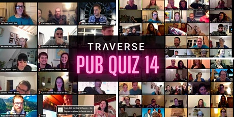 Traverse Pub Quiz - August 2020 tickets