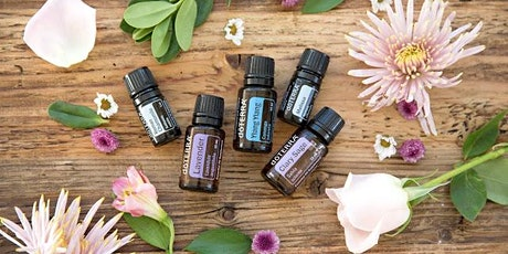 Yoga & Essential oils for Grounding tickets