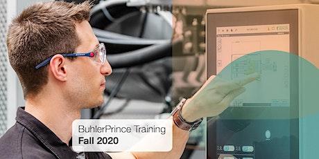 BuhlerPrince Die Casting Process Optimization ONLINE tickets