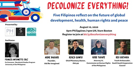 Decolonize Everything! tickets