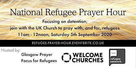UK Church Refugee Prayer Hour: Detention tickets