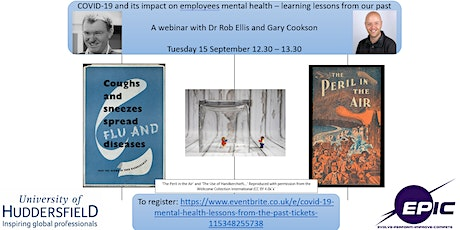 Covid-19 & mental health - lessons from the past tickets