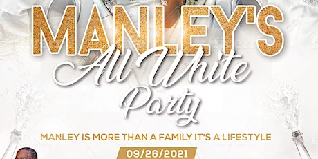 Manley's All White Party & Zydeco tickets