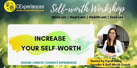 [Online Workshop] How to Build Resilience, Inner Strength and Self-Worth? tickets