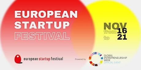 European Startup Festival 2020 tickets