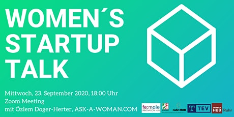 Women's Start-up Talk #4 Tickets