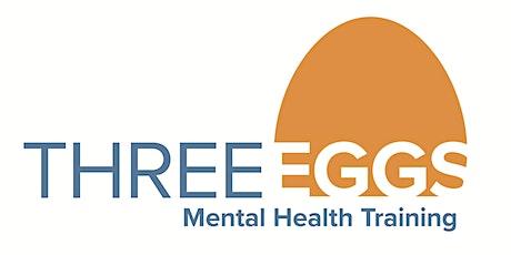 MENTAL HEALTH FIRST AID TRAINING (L2) tickets