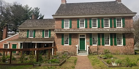 Tour of the Exterior of the Whitall House (including gardens and grounds) tickets